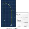 پروژه تحلیل نرم افزاری مخزن استوانه ای جدار نازک به روش متقارن محوری با آباکوس